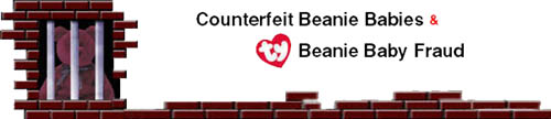 Counterfeit & Fake Beanie Babies