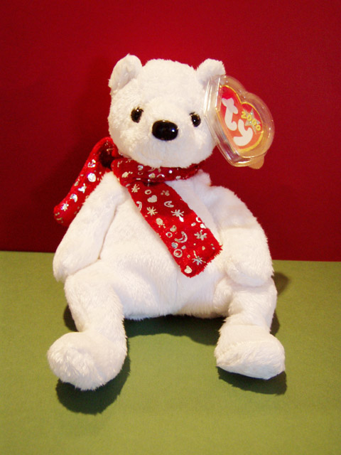 2000 Holiday Teddy the Bear